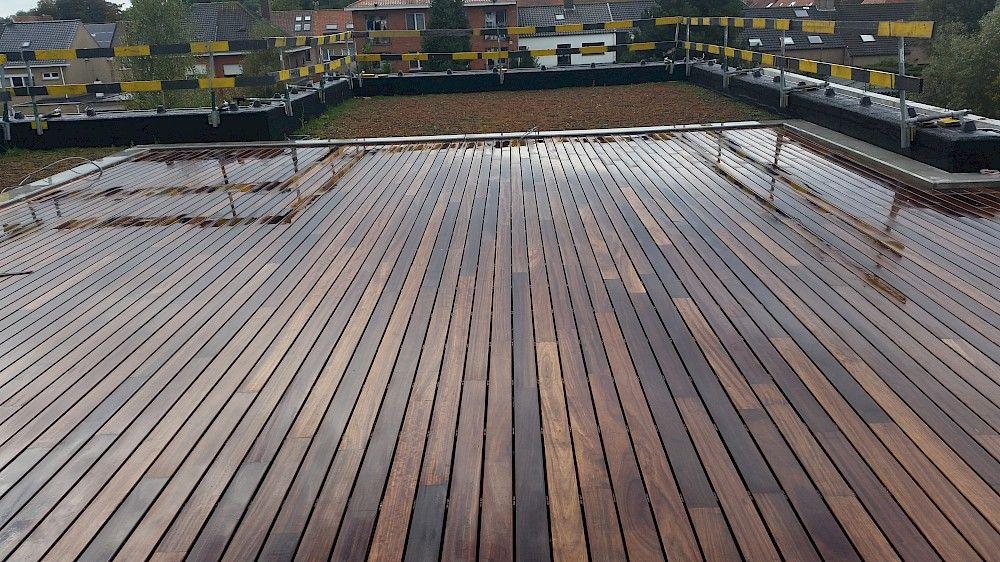 Westervier padoek luc de pauw uw decoratiespecialist verkoop en installatie voor - Afbeeldingen van terrassen verwachten ...