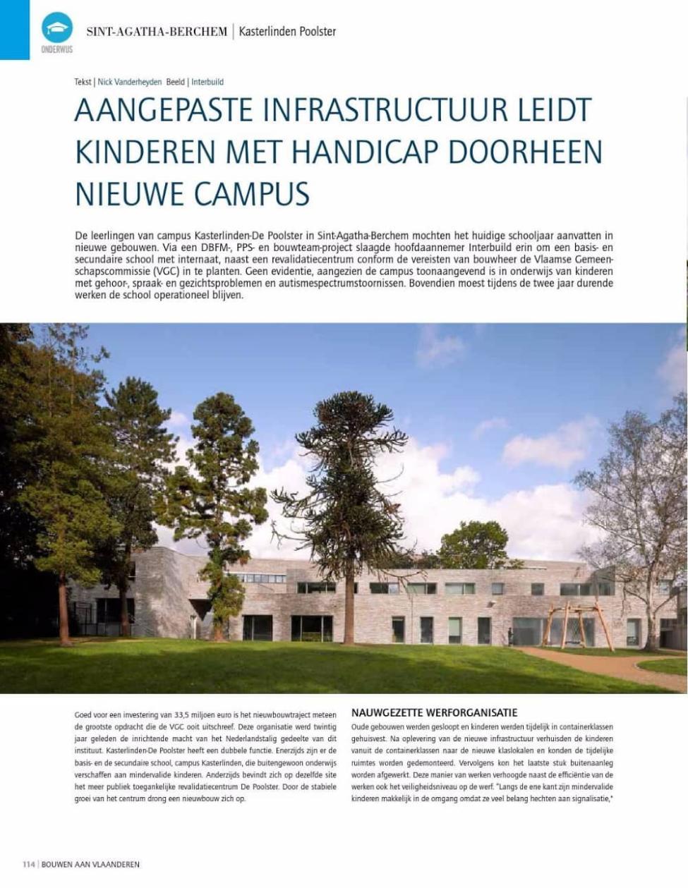 School Kasterlinden